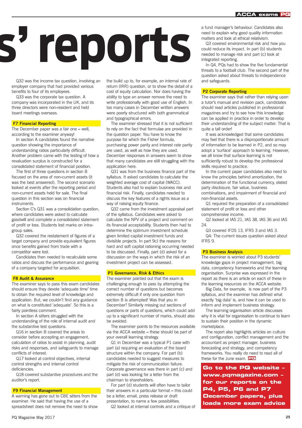 PQ magazine, May 2017 by PQ magazine - issuu