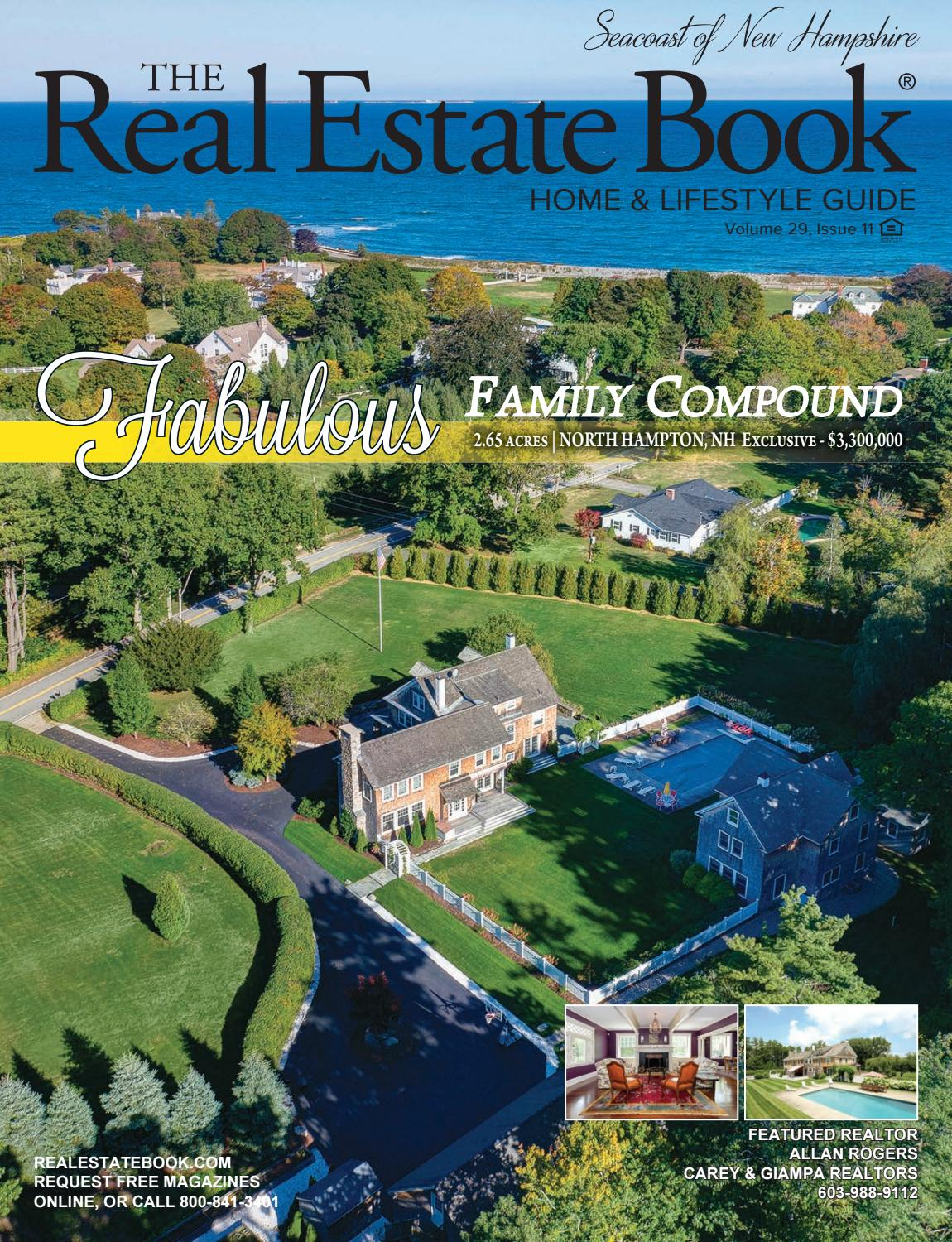 The Real Estate Book of Seacoast of New Hampshire by DFLYDesigns - issuu