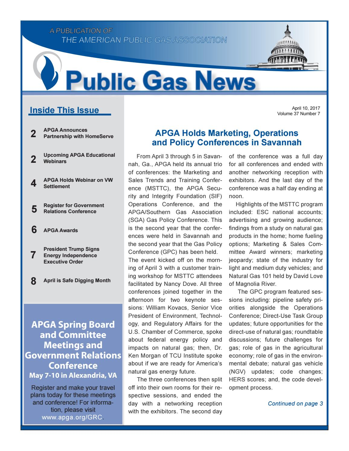 Free Civil Rights Webinar At 3pm 927 >> Public Gas News By American Public Gas Association Issuu