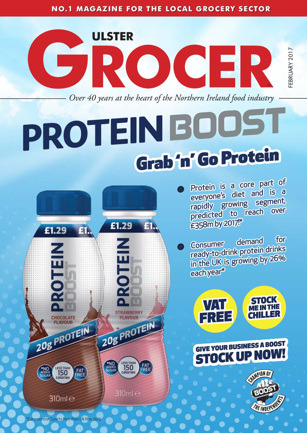 Ulster Grocer Feb 2017 by Helen Wright - issuu
