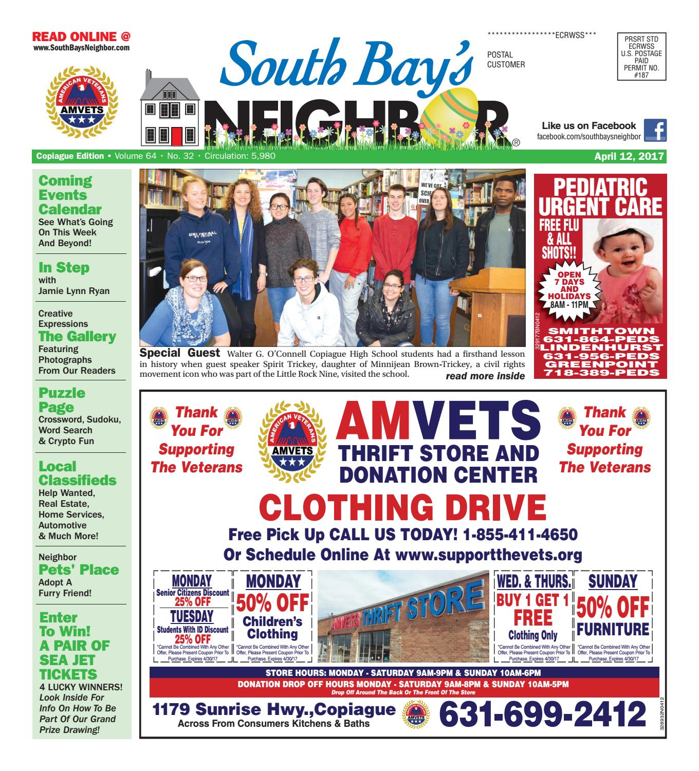 April 12 2017 Copiague By South Bay S Neighbor Newspapers Issuu