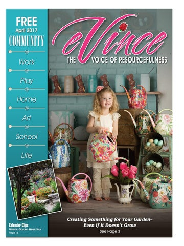 Evince Magazine April 2017 by Andrew Brooks Media Group ...