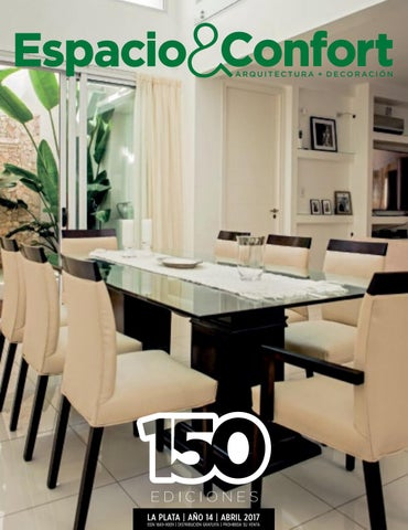 By amp;confort 2017 Arquitectura Espacio Lp Revista Abril 150 OXk0P8wn