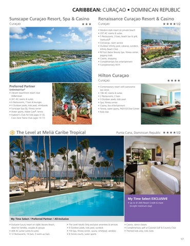 Family Brochure - 2017/2018 by gogovacations - issuu