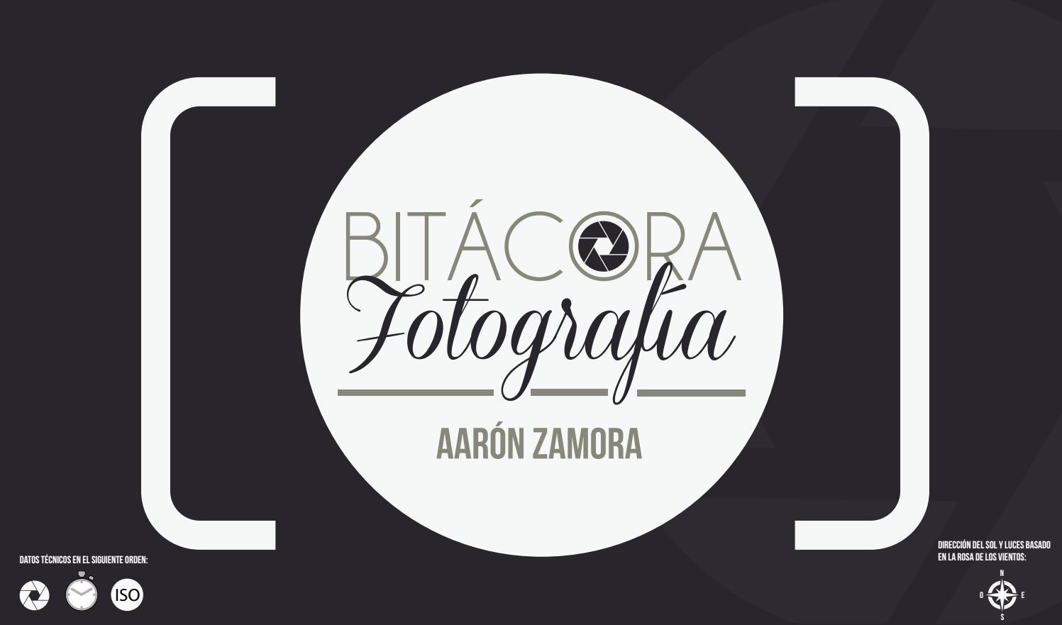 Bitácora Aaron Zamora by Aaron Zamora Chaves - issuu