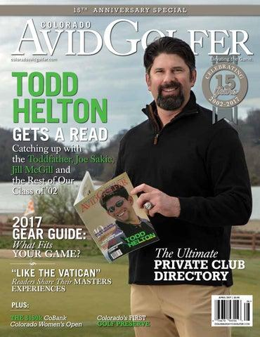 bdcd26b7cc939 April 2017 Colorado AvidGolfer by Colorado AvidGolfer - issuu