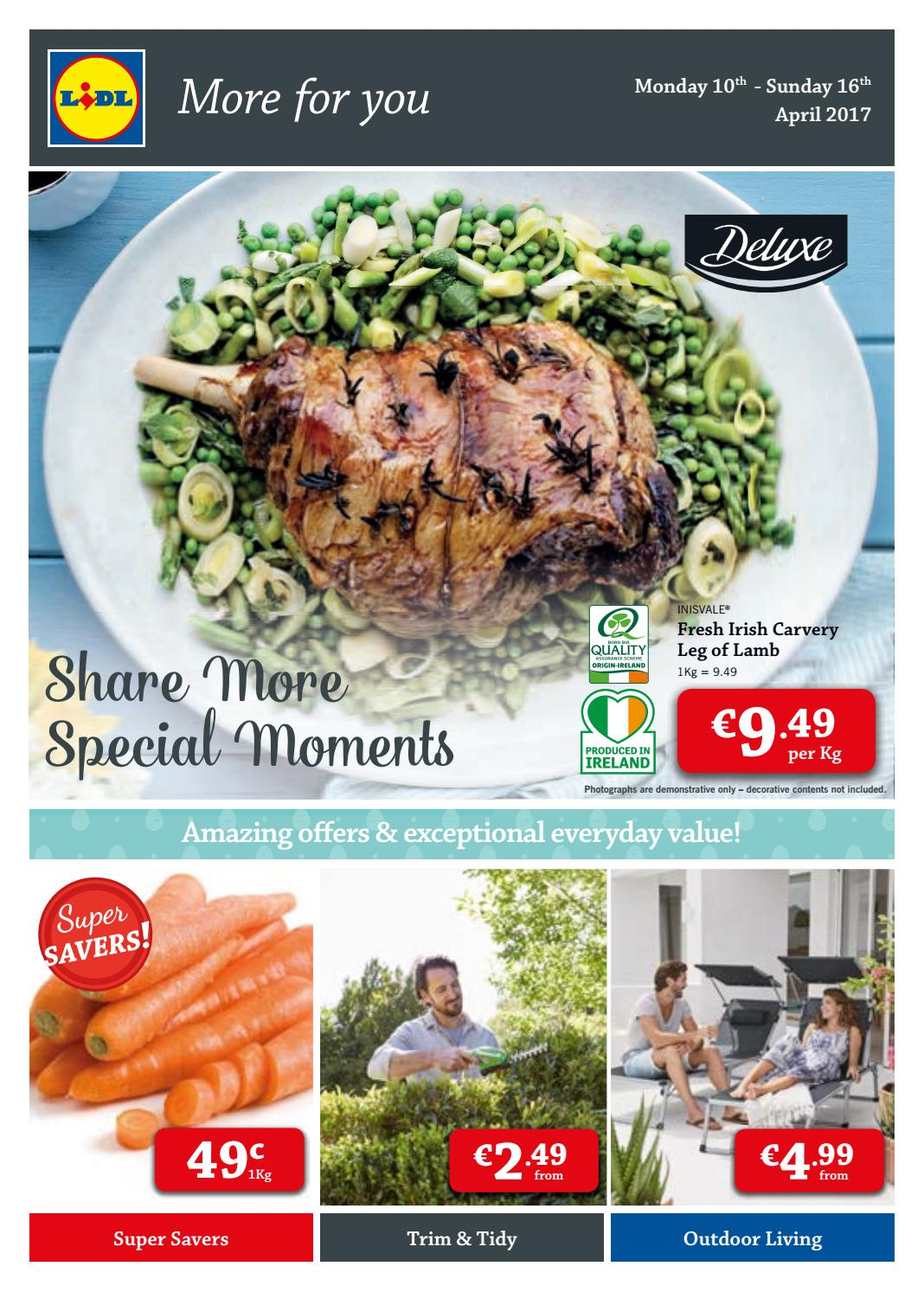 Lidl Ie Wk15 By Cataloguesie Issuu