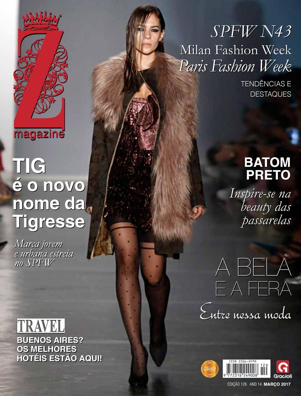 07cf5914fa Z Magazine - edição 126 - Março 2017 by Z Magazine - issuu