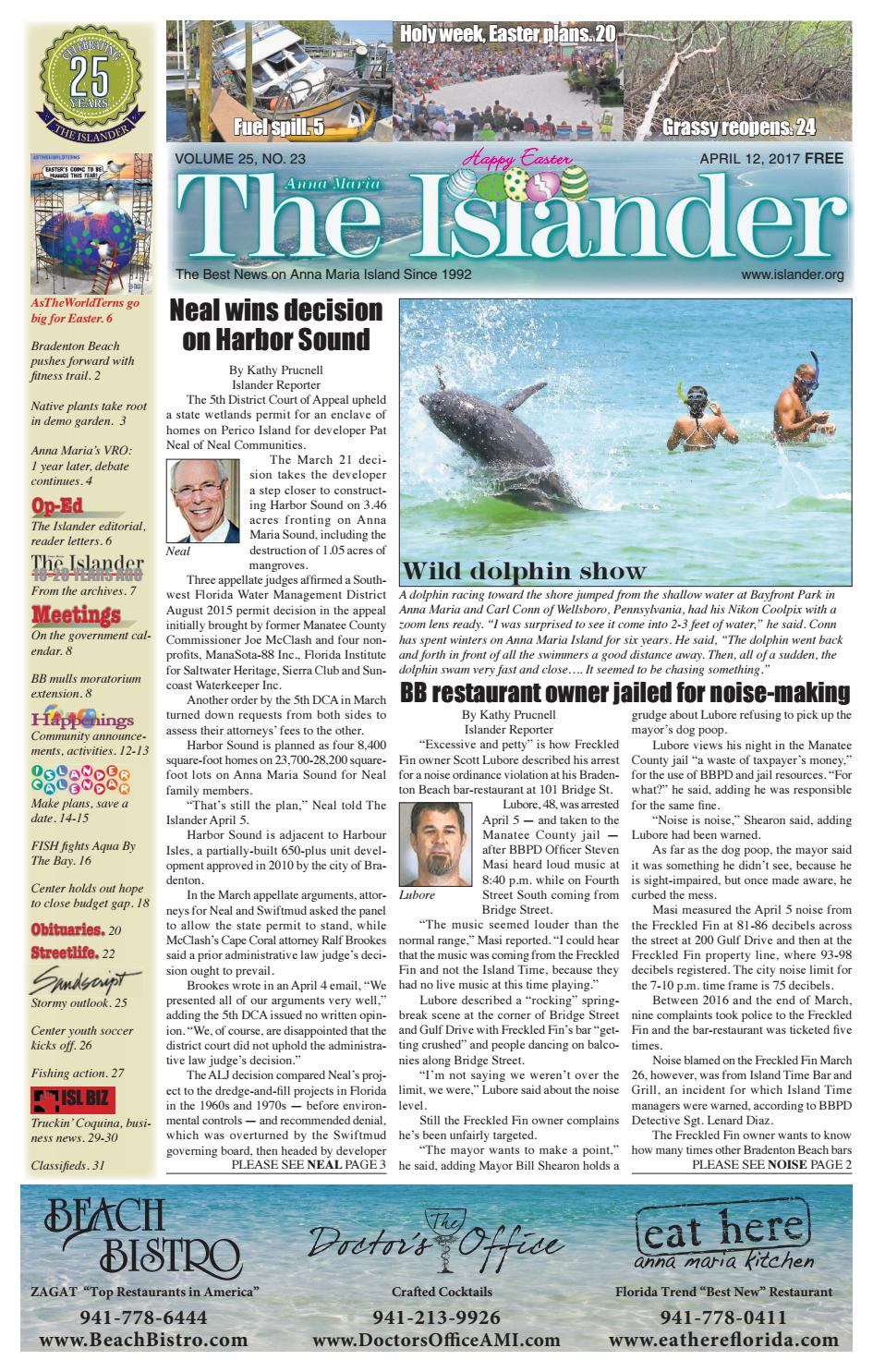 The Islander Newspaper E-Edition: Wednesday, April 12, 2017 by The