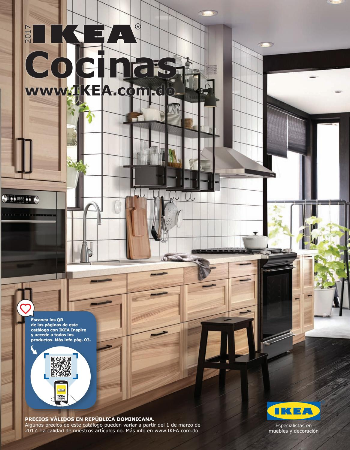 Cat logo ikea cocinas 2017 rep blica dominicana by play809 issuu - Muebles edem catalogo 2017 ...