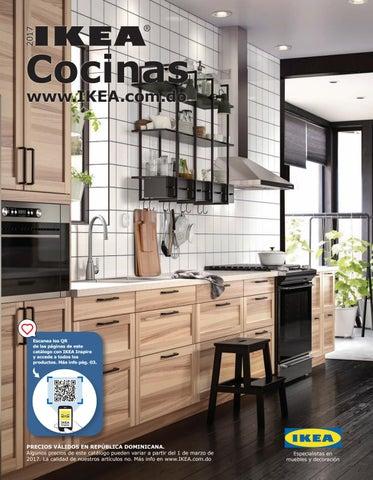 Catálogo IKEA Cocinas 2017 República Dominicana by Play809 - issuu