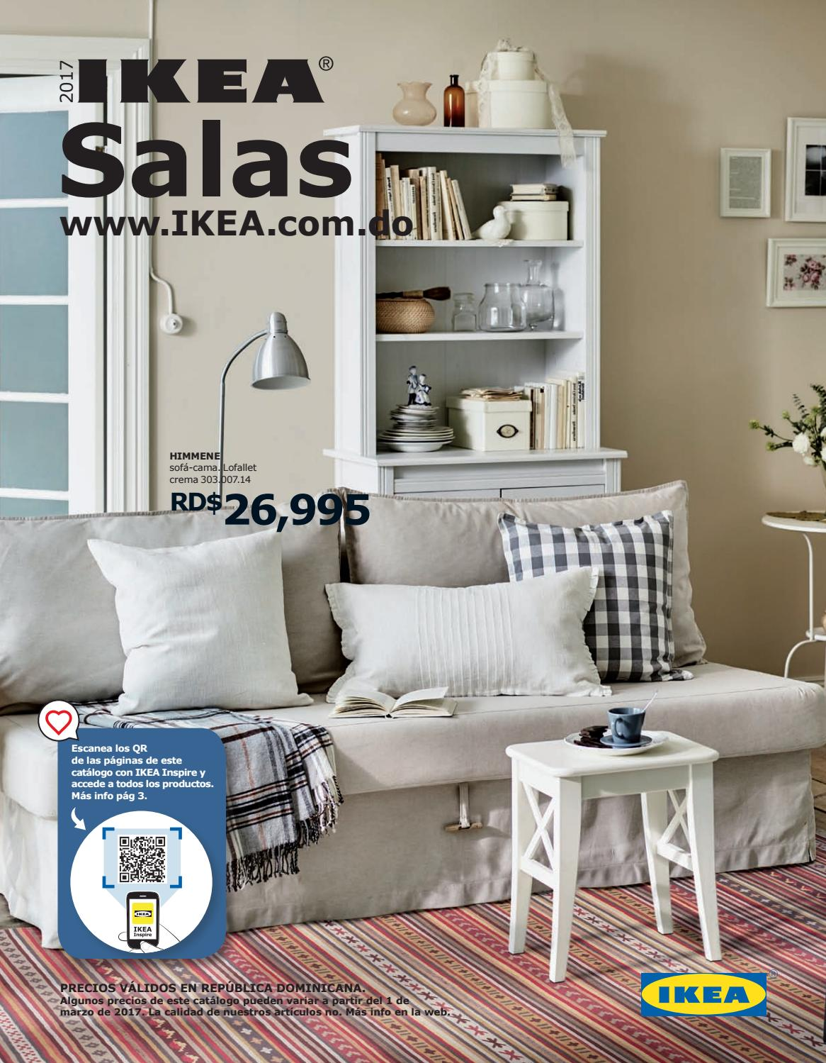 cat logo ikea salas 2017 rep blica dominicana by play809 issuu. Black Bedroom Furniture Sets. Home Design Ideas