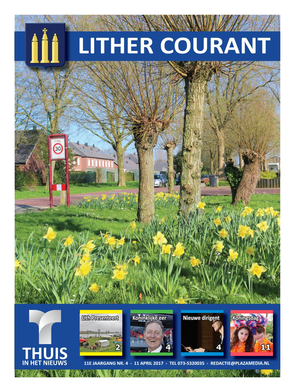Lither Courant 1704 11 4 2017 By Thuisinhetnieuws Issuu