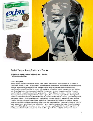 Critical theory space, society and change ppt 15