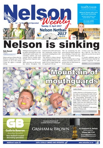 d7de771c1f64 April 11 2017 nelson weekly 36pgs web by Nelson Weekly - issuu