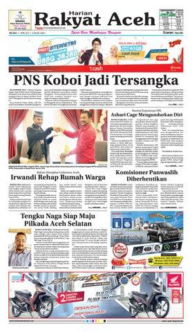 11 april 2017 by E- Rakyat Aceh - issuu d43bad9dc3