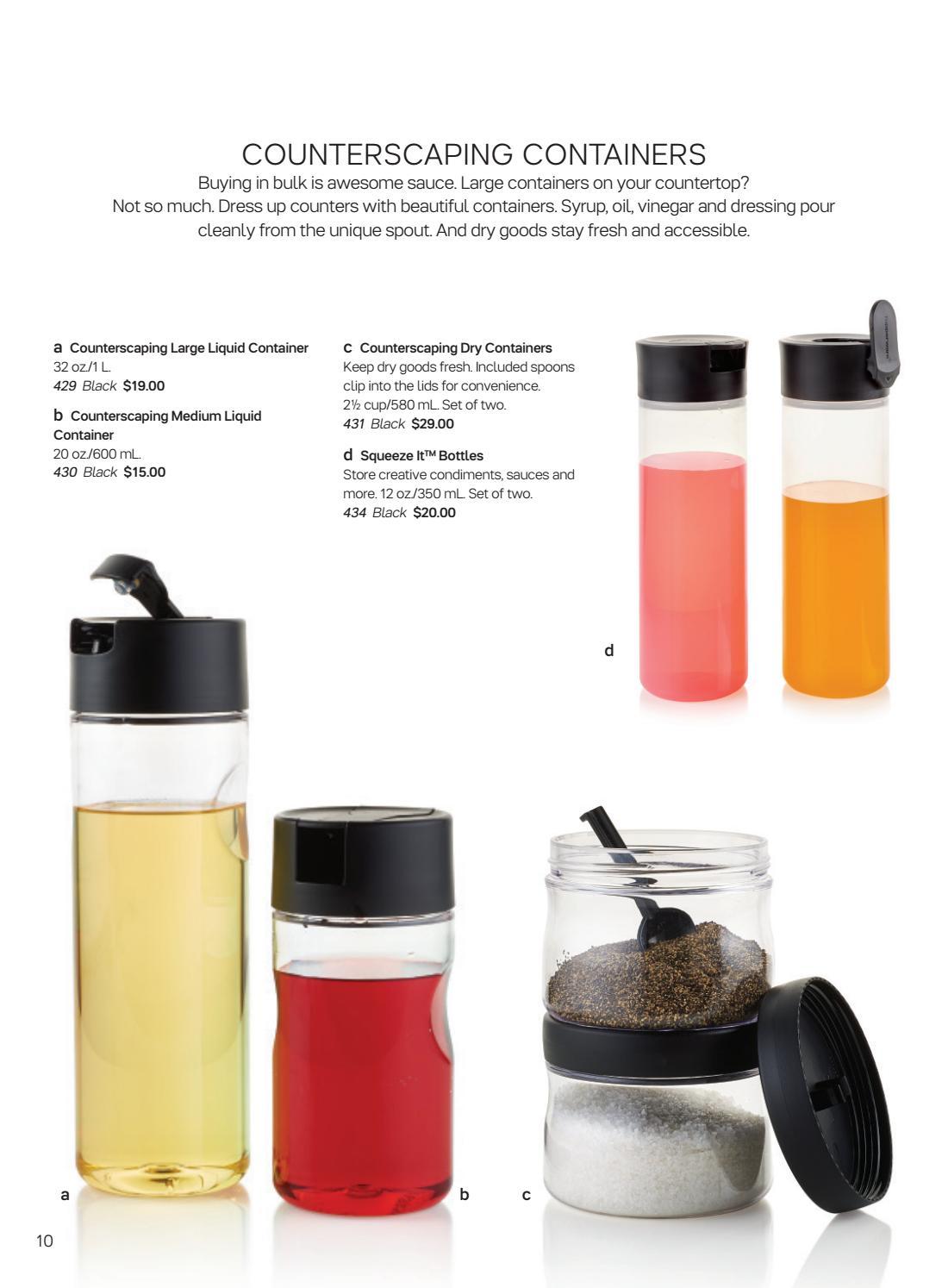 Tupperware Summer 2017 Catalog By Ralvarez1590 Issuu Medium Fresh