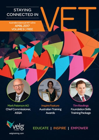 Staying connected in vet ezine april 2017 volume 9 by velg page 1 fandeluxe Choice Image