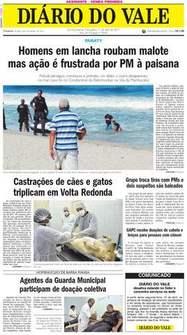 833bf8203b2 8345 Diario do Vale terça feira 11 04 2017 by Diário do Vale - issuu