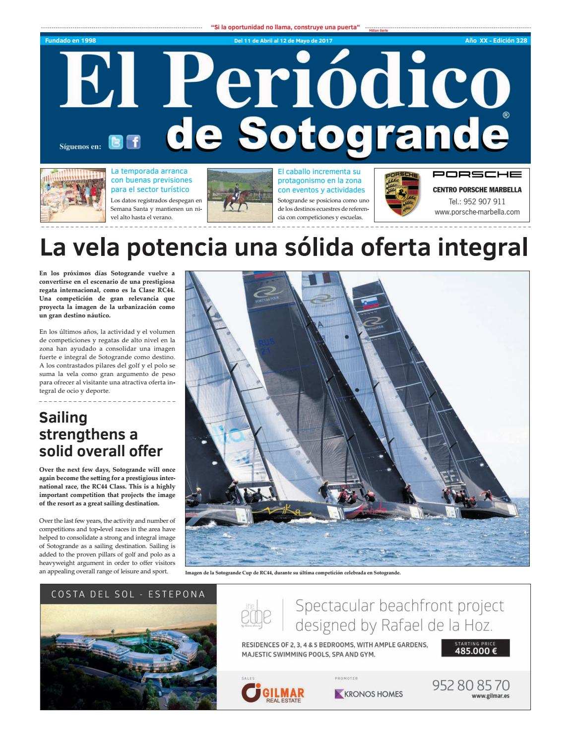 El Periódico de Sotogrande 328 by HCP GROUP SOTOGRANDE - issuu 57296b67f9a37