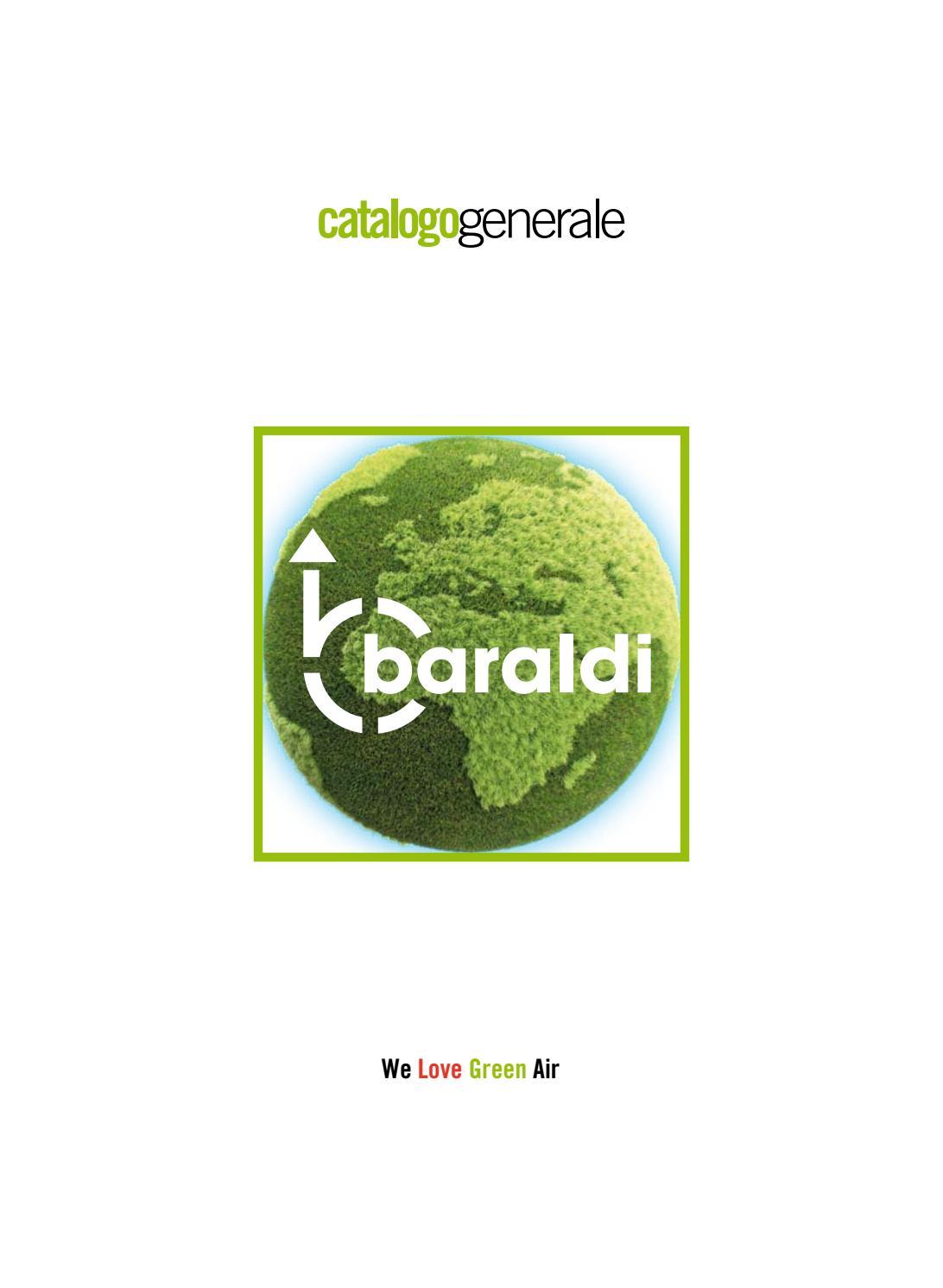 Baraldi catalogo generale 2017 by Cappe cucina Cooker Hoods - issuu 059a9ea3c65c