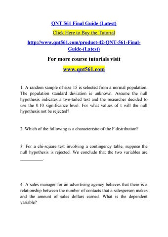 Qnt 561 final guide / qnt561 com by aerwr - issuu