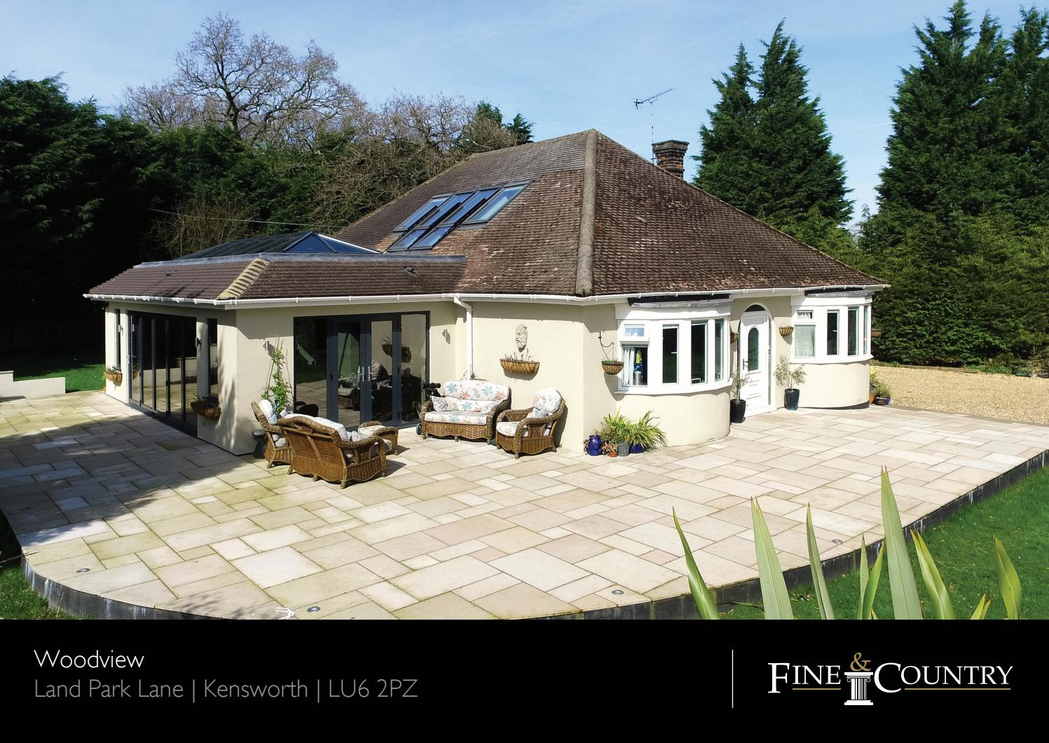 Land Park Lane, Kensworth by Fine & Country - issuu