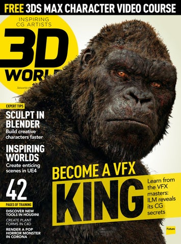 3D World 221 (Sampler) by Future PLC - issuu