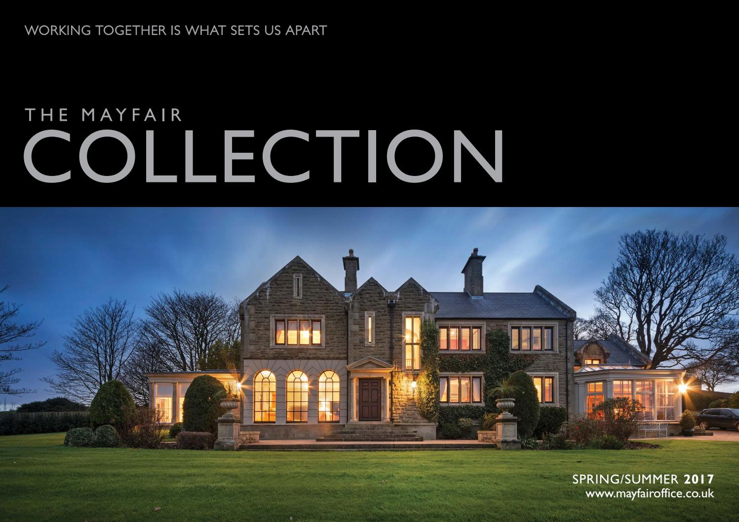 Mayfair Collection Spring Summer 2017 By Pelusacreate Issuu