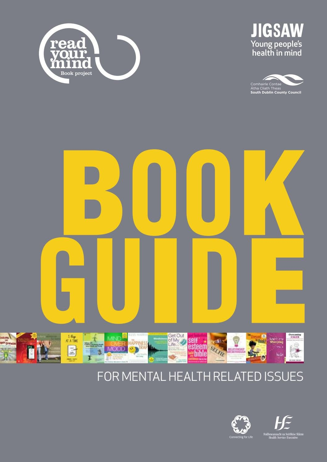 Read Your Mind: Bibliotherapy Scheme for Young Adults by South Dublin  County Council - issuu