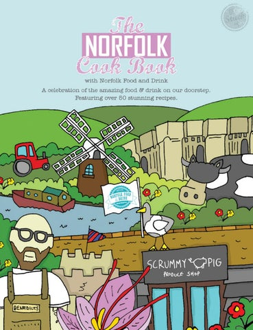 The Norfolk Cook Book Sample
