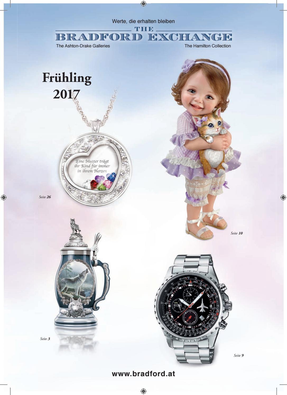 Bradford Frühjahrs Katalog AT by Bradford Exchange - issuu