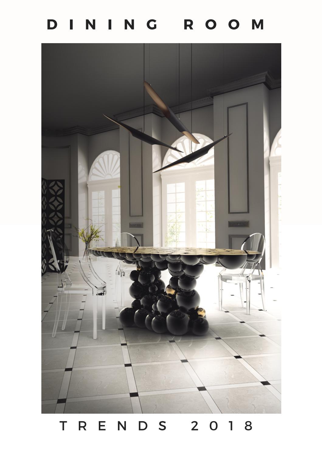 Dining room ideas interior design trends 2018 home living