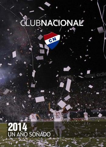 Club Nacional Copa Libertadores de América 1014 by Juan Farina - issuu 97c0f64c7039a