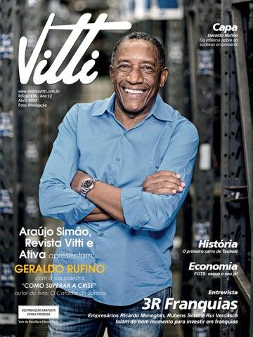 54f97031a Revista Vitti, Abril 2017 Edição n136 by Revista Vitti - issuu