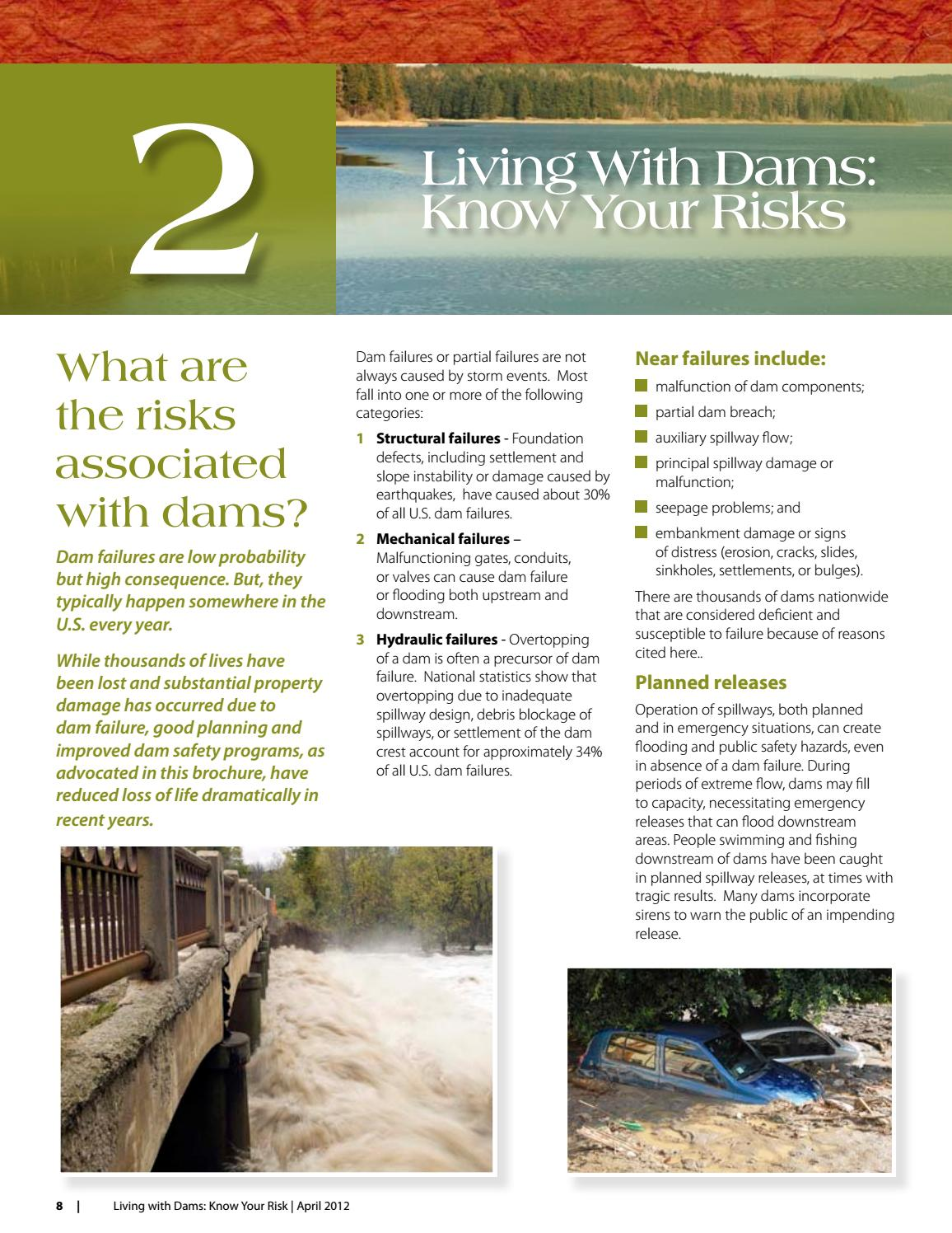 Living With Dams: Know Your Risks by ASDSO - issuu