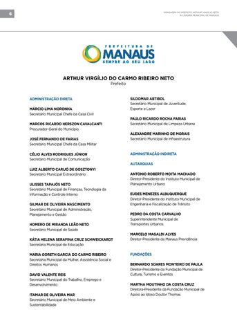 1b1f1ecd69c Mensagem - 2016 by Prefeitura de Manaus - issuu