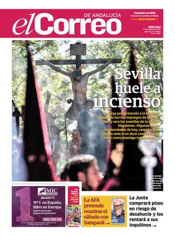 12 04 2017 El Correo de Andalucía by EL CORREO DE ANDALUCÍA S.L. - issuu 04aeb6a85d0a4