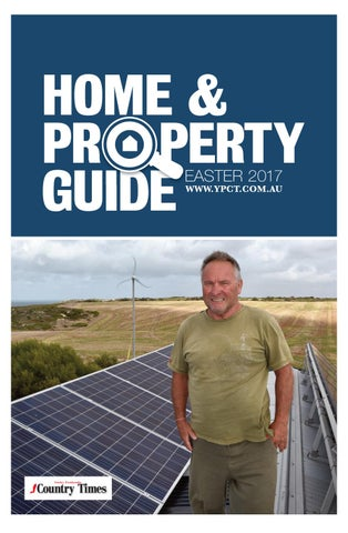 Bathroom Renovations Yorke Peninsula easter home and property guide 2017yorke peninsula country