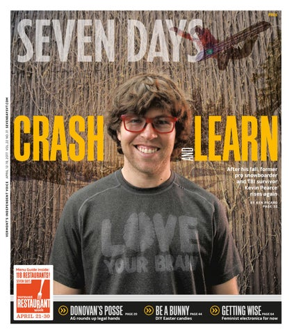 Seven days april 12 2017 by seven days issuu page 1 fandeluxe Image collections