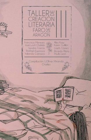 Taller De Creacion Literaria Faro De Aragon Iii By Revista