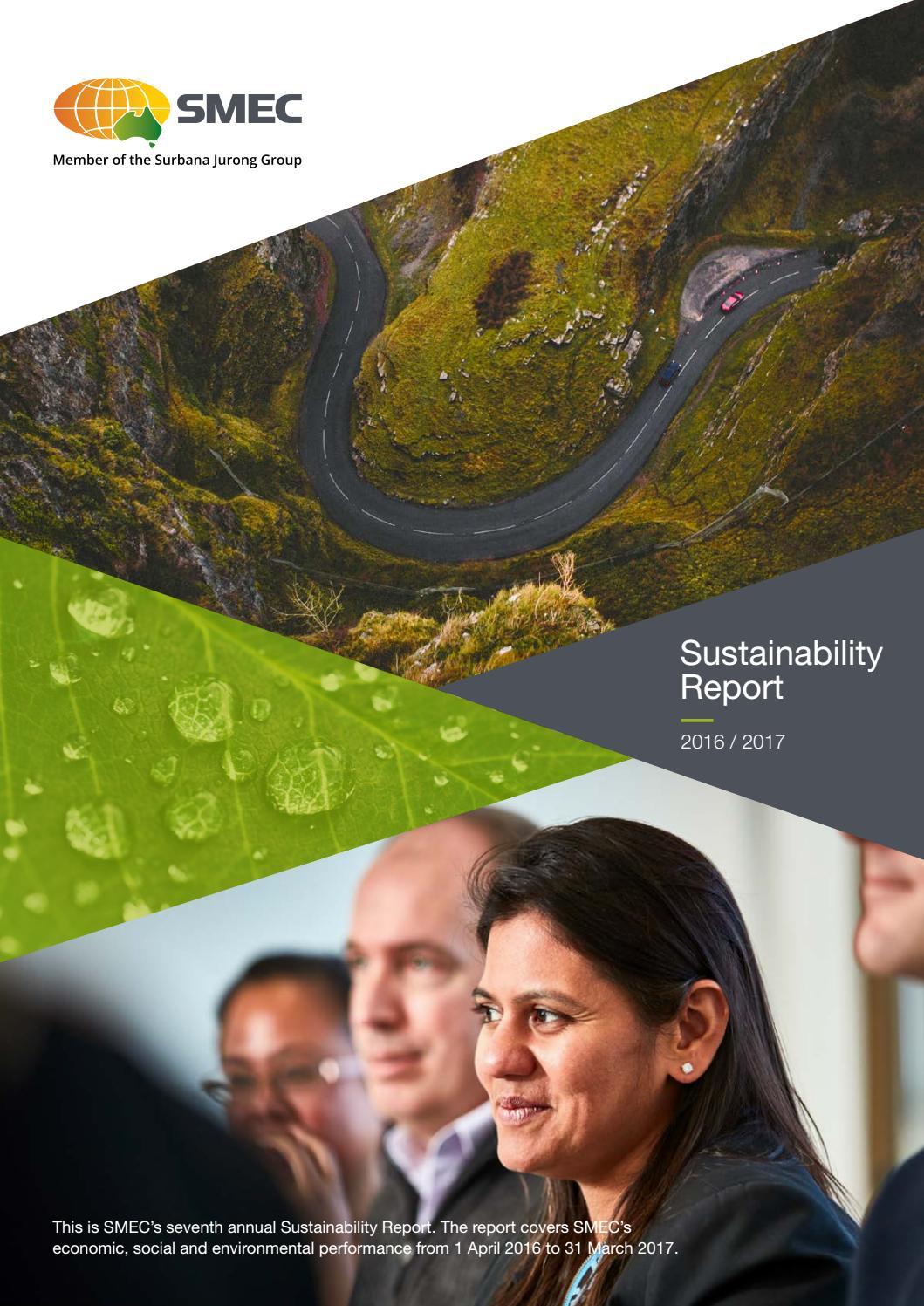 SMEC Sustainability Report 2017 by SMEC - issuu