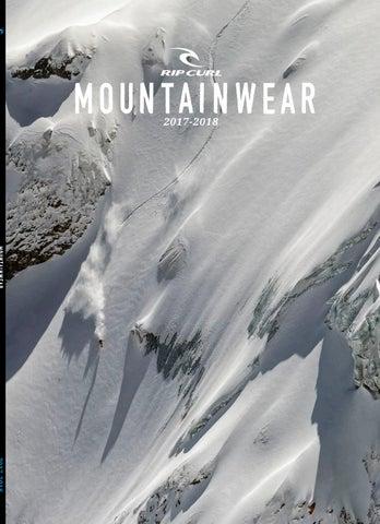 6519ee90fcb6 Rip curl 1718 mountainwear by zuzupopo.snow - issuu
