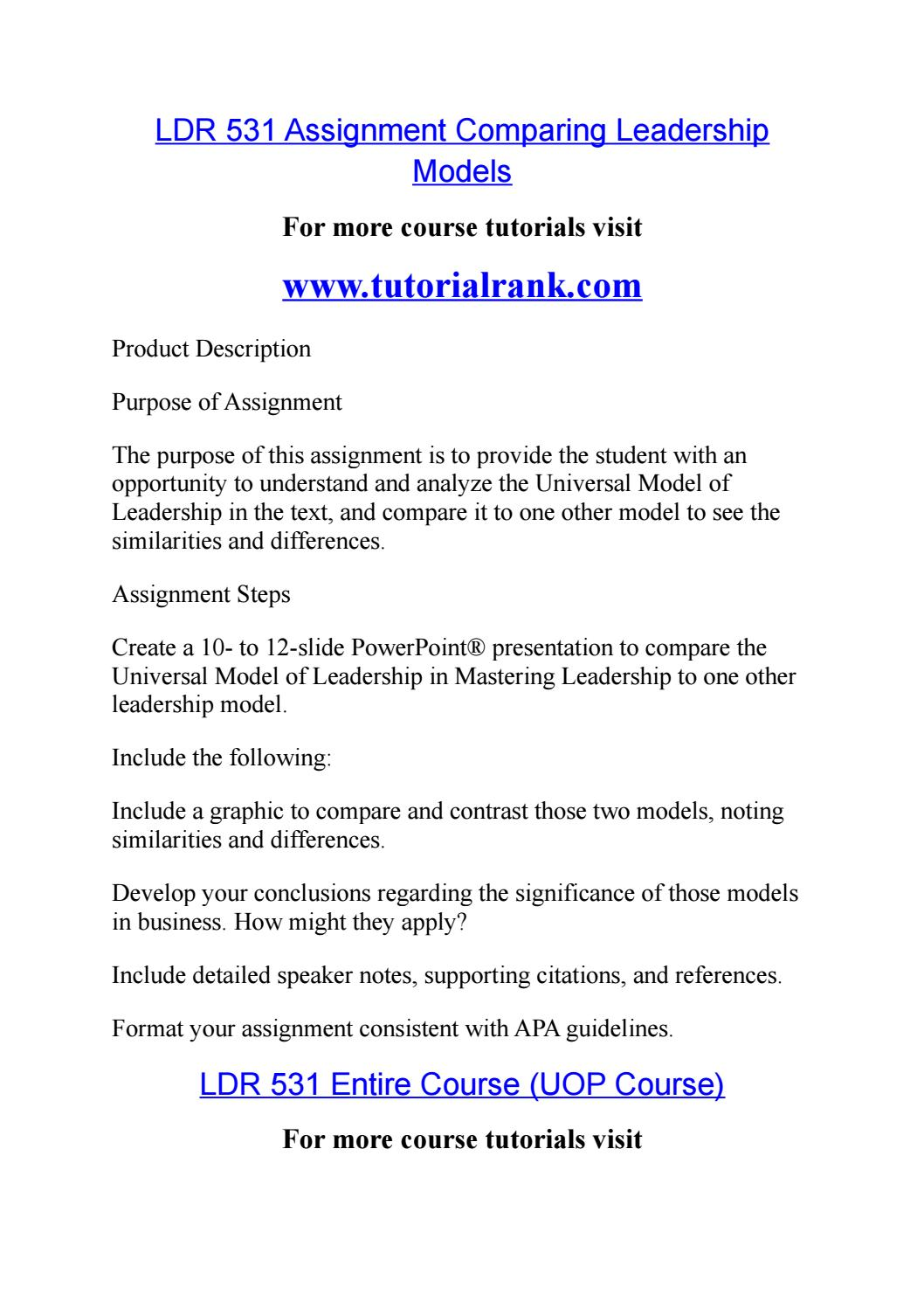 ACCT 504 Course Project-A Comparative Analysis of Kohl's Corporation and J.C. Penney Corporation