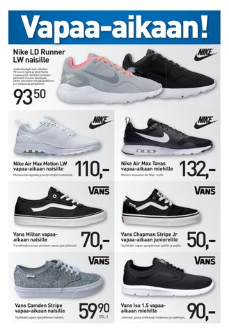brand new 2e025 d22d5 Vapaa-aikaan! Nike LD Runner LW naisille Juoksukengät ovat sekoitus 90-luvun  tyyliä ja ylivertaista mukavuutta. Kenkien ominaispiirteisiin kuuluu  kestävyys, ...