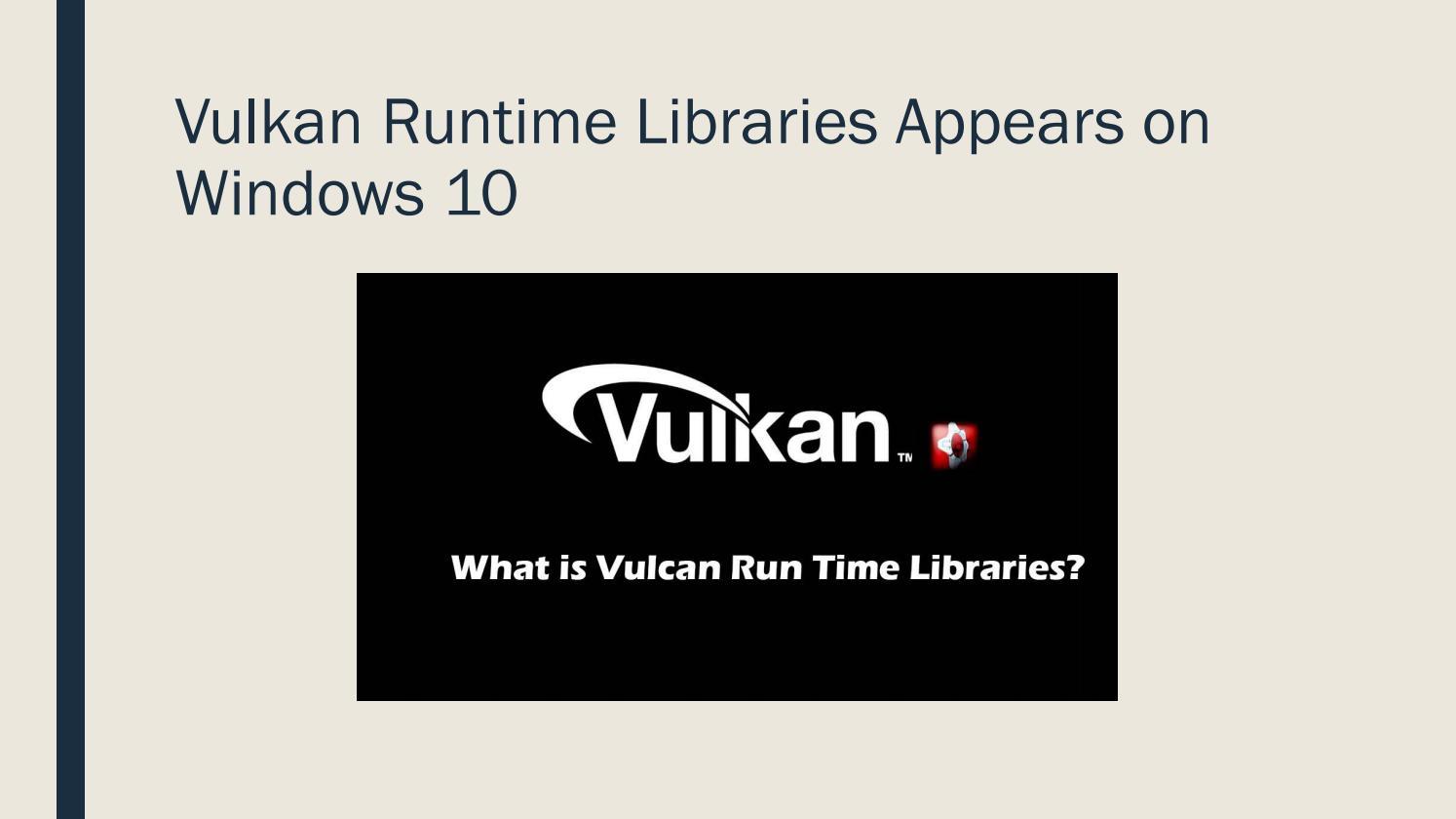 vulcan win one