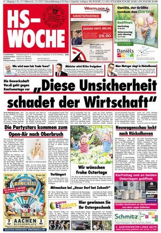 dc3b09e6e59906 HS-WOCHE vom 12.04.2017 by W.V.G. Werbe-   Verlagsgesellschaft mbH ...