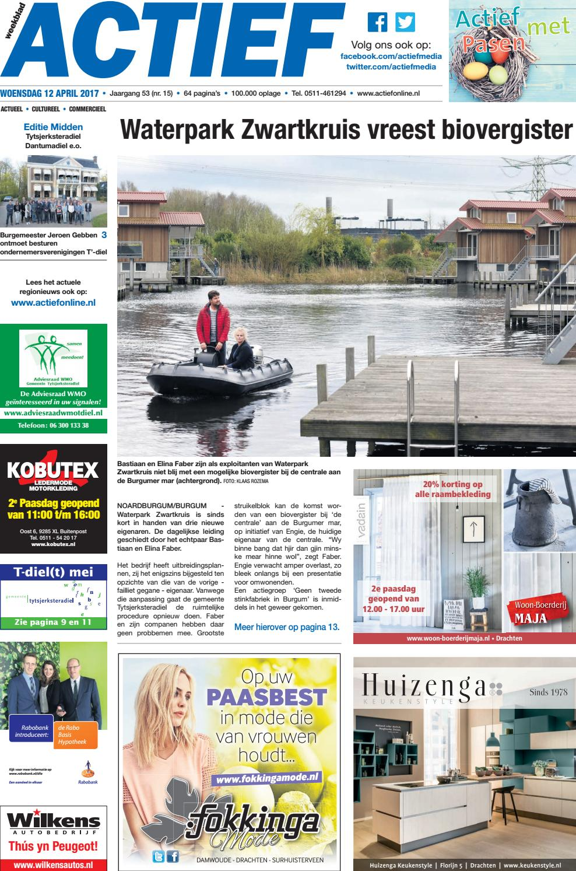 Weekblad Actief Editie Midden week 15 by Weekblad Actief