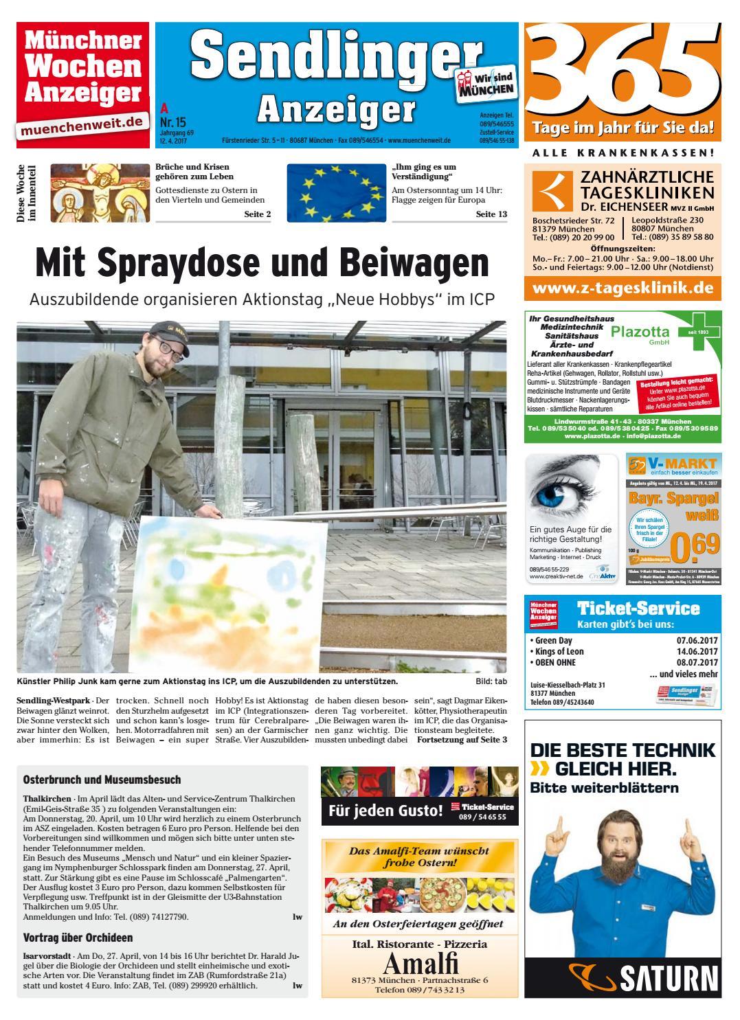 KW 15-2017 by Wochenanzeiger Medien GmbH - issuu