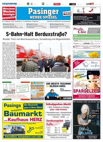 KW 15-2015 by Wochenanzeiger Medien GmbH - issuu
